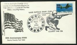 World War II 50th Anniversary [2] **ANY 4=FREE SHIPPING** - $1.00