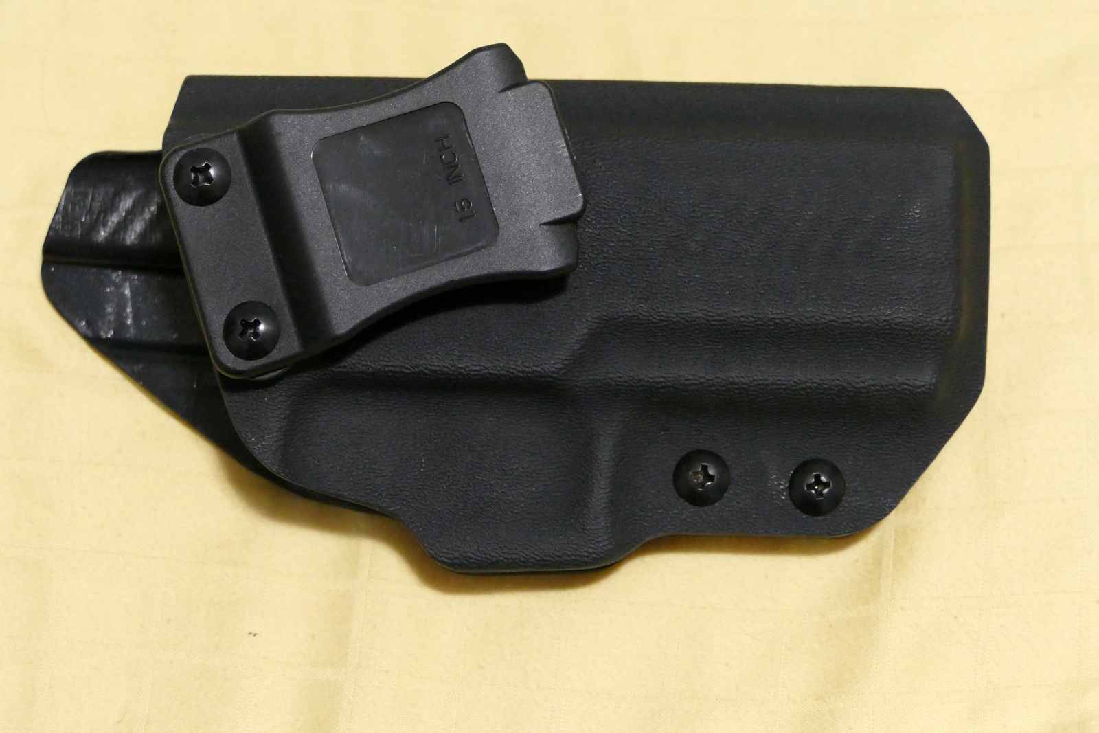 Holster For Sig Sauer P320 compact right hand IWB color black Free Shipping