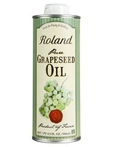 Roland Grapeseed Oil France Cans - 16.9 oz - $16.89