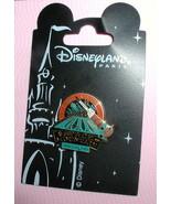 Space Mountain Authentic DLP   Disneyland Paris pin On card - $59.99