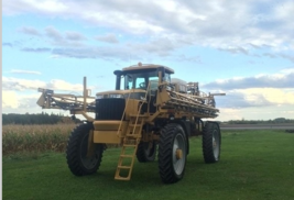 2010 AG-Chem Rogator 1184 Sprayer For Sale in Richmond, Ontario Canada K0A2Z0 image 4