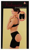 NEW WOMEN'S VALENCIA SHAPEWEAR SLIMMING BUTT LIFTER BOY SHORT BEIGE STYLE #8069 image 4