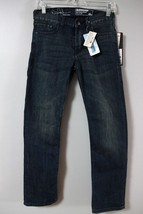 Quiksilver Boys Skinny Jeans Sz 26 Skateboarding Reese Forbes Denim NWT ... - $9.75