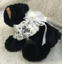 Wedding Veil Type Collar for Small or Toy Dogs - $24.00