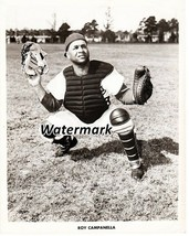 MLB 1957 Brooklyn Dodgers Roy Campanella Campy Last Season 8 X 10 Photo Picture - $6.99