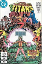 The New Teen Titans Comic Book #30 DC Terra 1983 VERY FINE+ UNREAD - $19.26