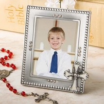Regal Collection Cross Frame Baptism, Communion Favors (36) - $96.95
