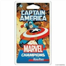 Marvel Champions LCG: Captain America Pack  -=NEW=- - $14.95