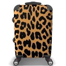 Leopard Print Suitcase - $152.90
