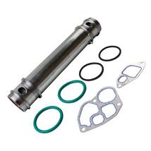 Oil Cooler Kit 94.5-03 For Ford E-350 E-450 E-550 F-250 F-350 F-450 7.3L V8 - $111.55