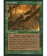Magic: The Gathering: Fallen Empires - Elvish Scout (B) - $0.25