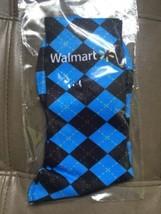 Walmart Spark Dress Socks Men's Business Attire Shareholders Save Money ... - $9.50