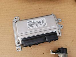 W451 Smart ForTwo ECU ECM Shifter Ignition Switch Fob Glovebox Door Lock Immob image 4