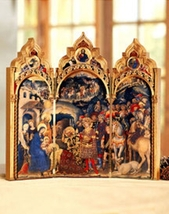 Adoration of the Magi Triptych - $79.95