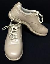 Size 6D Wide Aravon Farren Sand Shoes Walking Treadeasy Sneakers Womens ... - $23.75