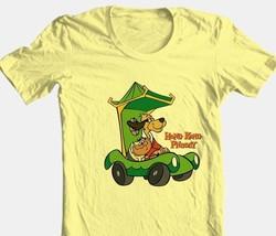 Hong Kong Phooey T-shirt retro 80's Saturday morning cartoon cotton graphic tee image 1