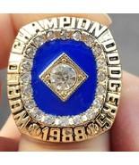 1988 Los Angeles LA Dodgers Kirk Gibson Championship Ring World Series s... - $18.00