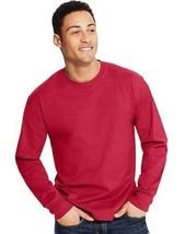 Hanes X-Temp Men's Long-Sleeve T-Shirt - Tagless - 6 COLORS - S-3XL - $14.24