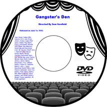 Gangster's Den 1945 DVD Movie Western Buster Crabbe Al St John Sydney Lo... - $3.99