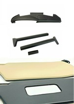 SUNVISOR KNEE PADS DASHBOARD TOP (WITH SPEAKER GRILLE ) PORSCHE 911 1969... - $832.59