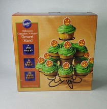 Wilton Cupcakes 'N More Stand treats holder 3 tier holds 13 cupcakes - $19.34