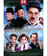 Timeless Family Classics - 50 Movie Set, 12 Discs (DVD, 2012) - $7.95