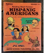 Reading About Famous Hispanic Americans: Grades 2-5  - Cesar Chavez, Fri... - $13.45