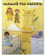 Macrame for Babies - Vintage macrame book - Digital download in PDF Format - $5.00