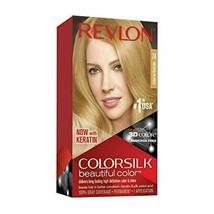 Revlon Colorsilk Permanent Hair Dye Keratin No Ammonia 74 Medium Blonde - $6.92