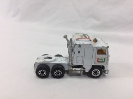 Vintage 1981 Matchbox Kenworth Chef Boyardee Truck White - $9.64
