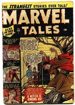 MARVEL TALES #102-BASIL WOLVERTON END OF THE WORLD STORY-ATLAS HORROR - $291.00