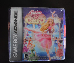 Barbie in the 12 Dancing Princesses (Nintendo Game Boy Advance, 2006) - $9.49
