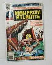 Man from Atlantis #6 Marvel Comics 1978 - $4.78