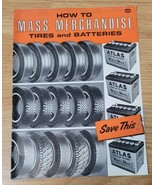 Vintage Sohio Standard Oil Atlas Tires Batteries Marketing Training Gas ... - $26.68