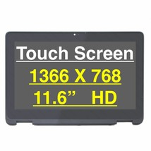 "Chromebook 11.6"" 5190 2-in-1 for Education HD Touch LED LCD Screen panel - $178.17"