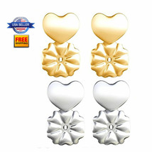 Magic Earring Backs Lifters Firmly Supports Lifts Fit Jewelry - $6.78+