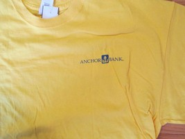 Anchor Bank My boss thinks I am Kind of a Big Deal T Shirt Size XL - $1.99