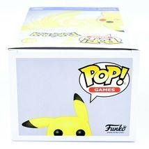 Funko Pop! Games Pokemon Waving Pikachu #553 Vinyl Action Figure image 6