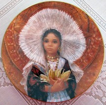 Magdalena Festival Children of the World Fine China Collector Plate - $18.69