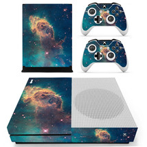 Space objects xbox one S console and 2 controllers - $15.00