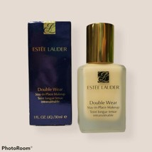 Estee Lauder Double Wear Stay in Place Makeup...1C1 Cool Bone  1oz (New) - $31.68
