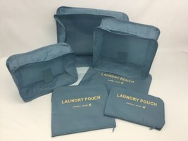 Diniwell 6 Piece Waterproof Packing Cube Travel Storage Organization Set... - $414,14 MXN