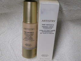 Artistry Time Defiance Firming Creme Foundation Color Honey 124 - $20.00