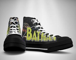 Batman Comic Canvas Sneakers Shoes - $49.99
