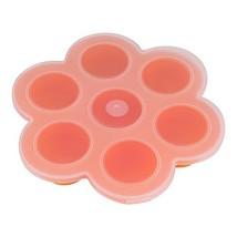 Silicone Mold, 7 Cavities Silicone Egg Mold Reusable Storage Container B... - $19.13