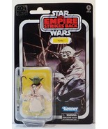 Star Wars 40th Anniversary Master Yoda (Dagobah) Black Series 6in scale ... - $23.98