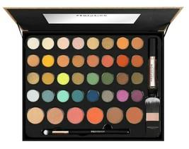 New Profusion Cosmetics Beauty Chest 41 PC Pro Kit Satin Shimmer Matte Pallet
