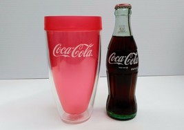 Coca-Cola 20oz Red Tumbler Cup - BRAND NEW - $5.20