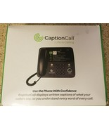 Caption Call 67Tb Amplified Hearing Impaired Captioned Phone 31503 No Po... - $51.41