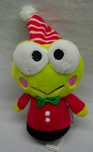 "Hallmark ITTY BITTYS Sanrio HOLIDAY KEROPPI 5"" Plush Stuffed Animal Toy - $14.85"